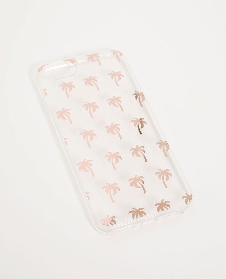 Coque compatible iPhone 6/7/8 doré