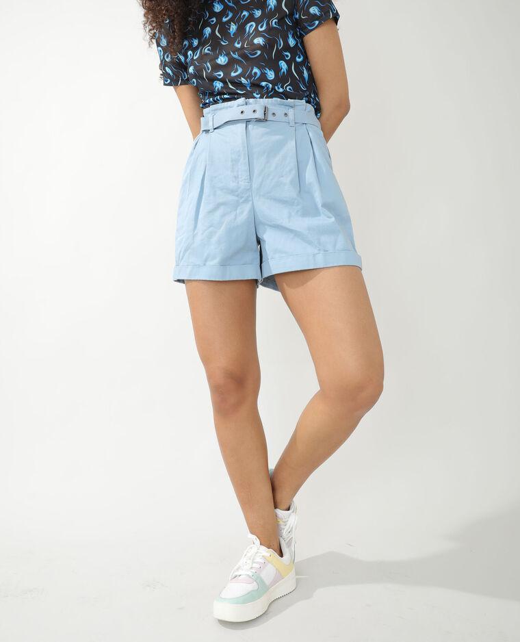Short bleu - Pimkie