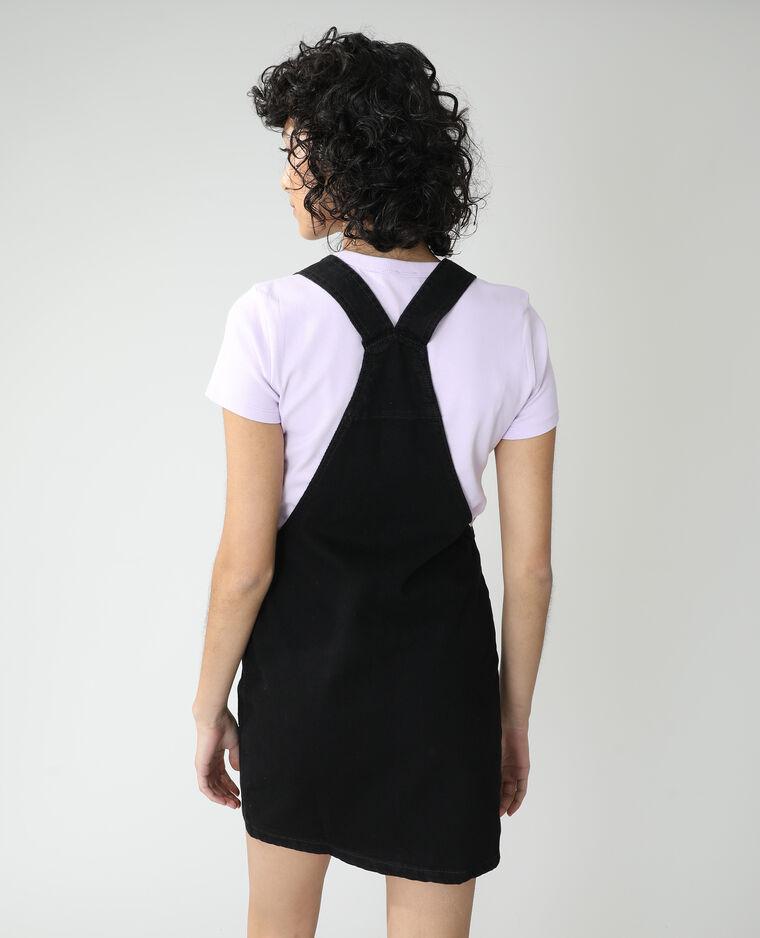 Robe salopette noir - Pimkie
