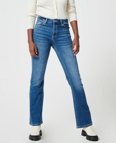 Jean bootcut bleu denim - Pimkie