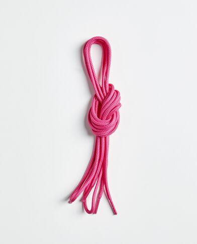 Lacets colorés rose - Pimkie