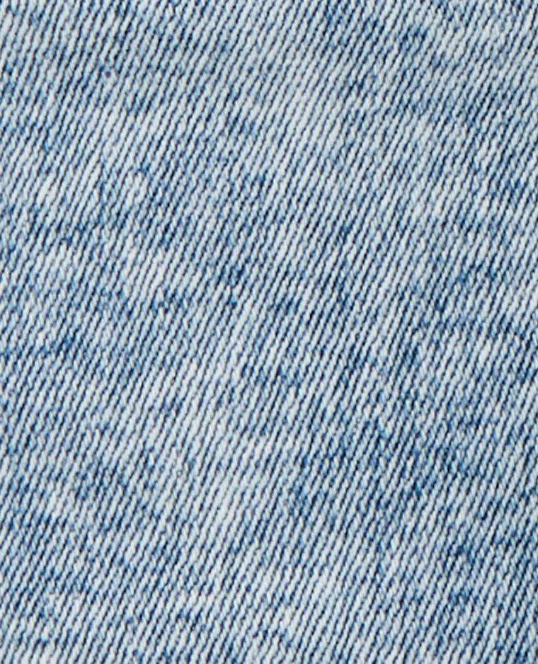 Jean skinny high waist bleu clair - Pimkie