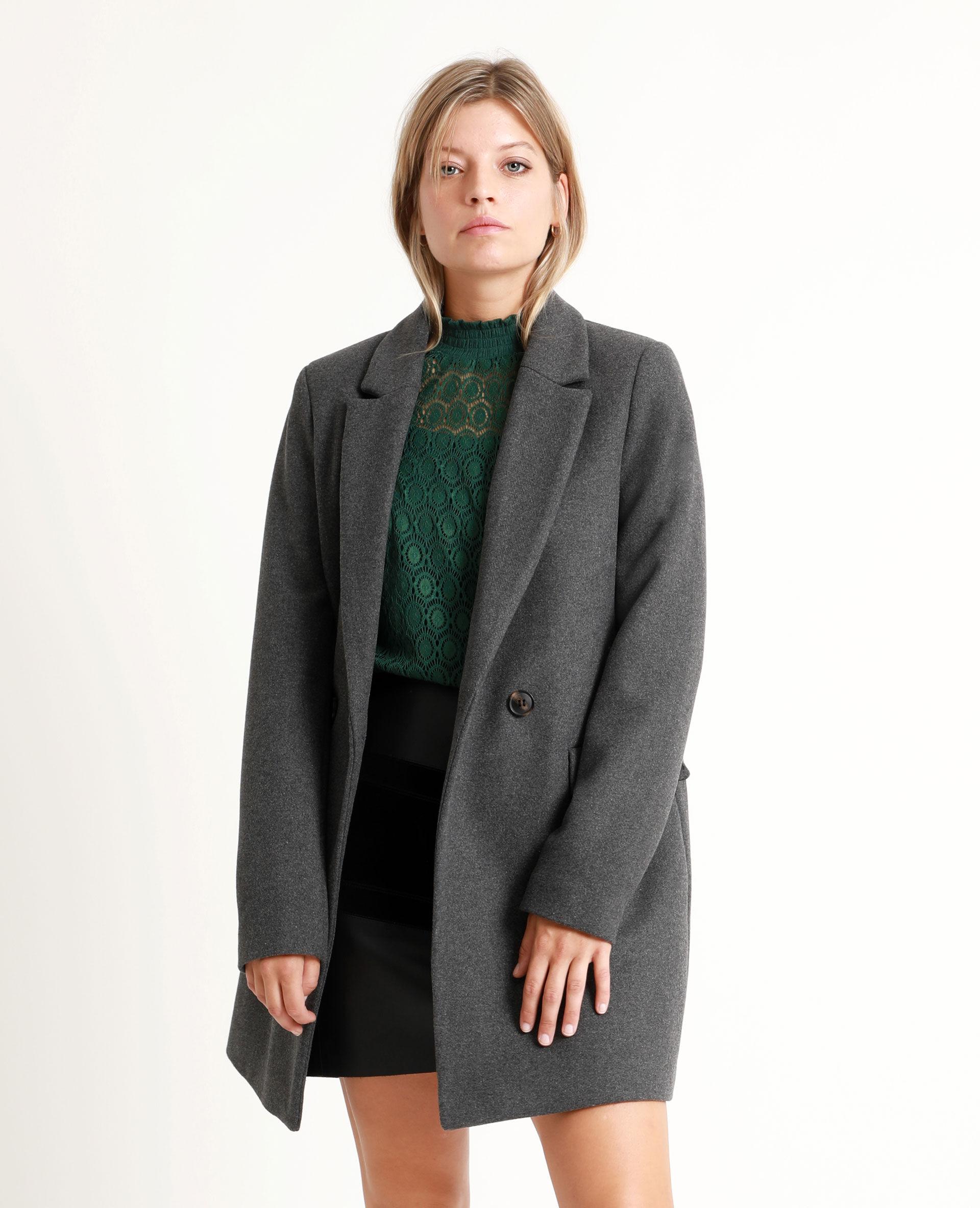 Manteau style russe femme