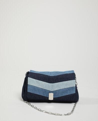 Sac en jean bleu - Pimkie