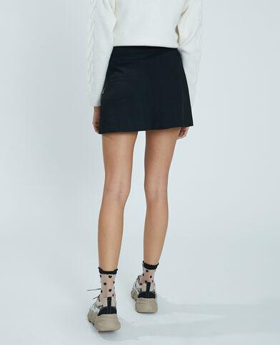 Jupe mini noir - Pimkie
