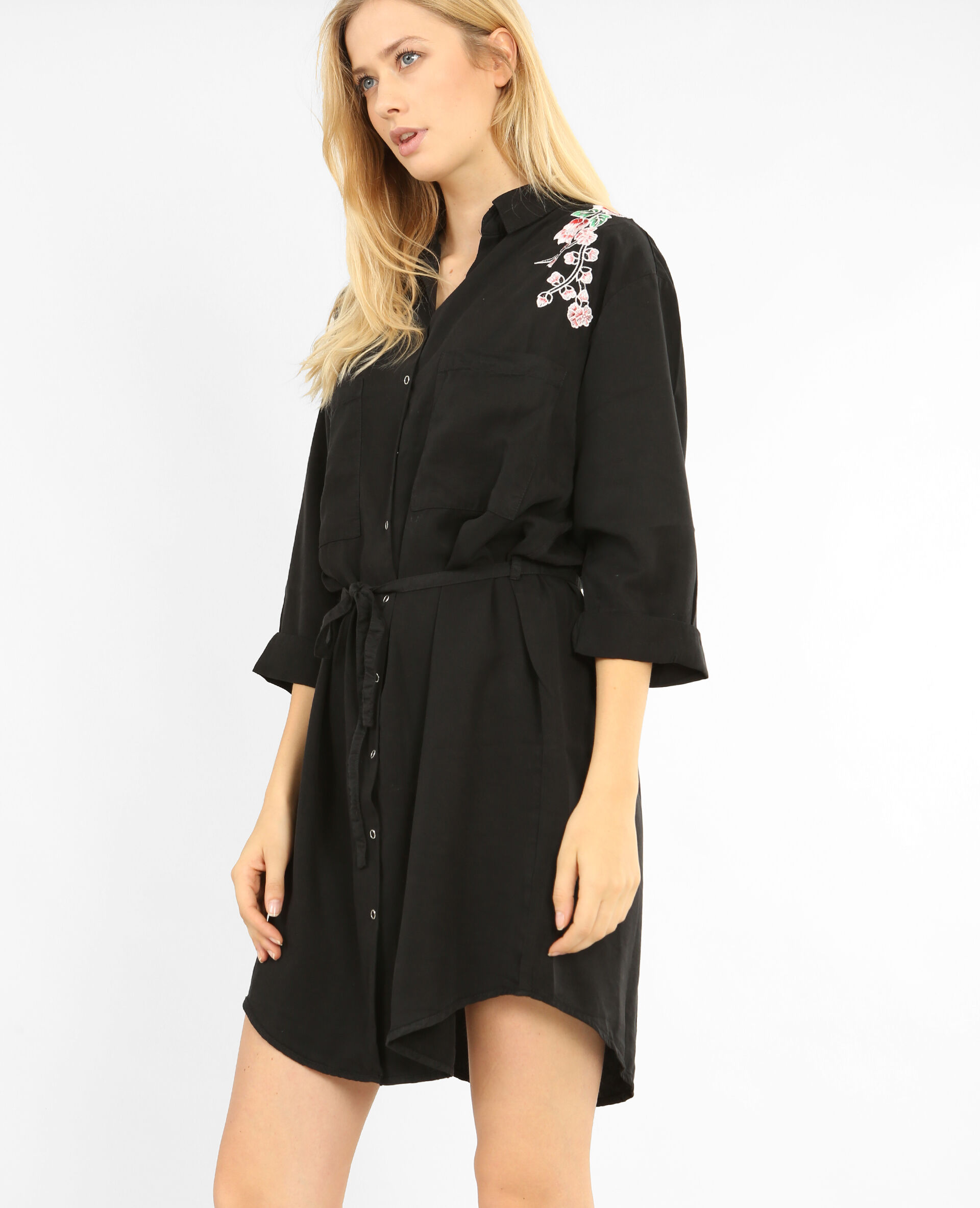 Taille robe chemise pimkie