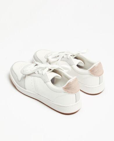 Baskets blanches blanc