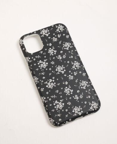 Coque compatible iPhone Noir
