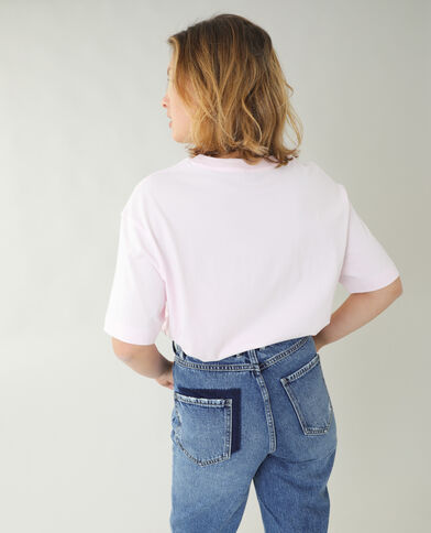 T-shirt ample rose - Pimkie