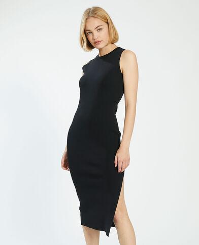 Robe longue noir - Pimkie
