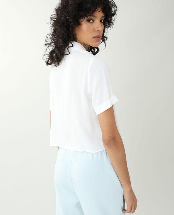 Chemise blanc cassé - Pimkie