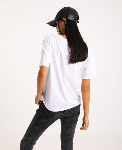 T-shirt One Piece blanc