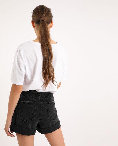 T-shirt Sailor Moon blanc