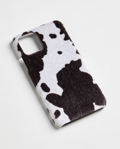 Coque Iphone noir - Pimkie