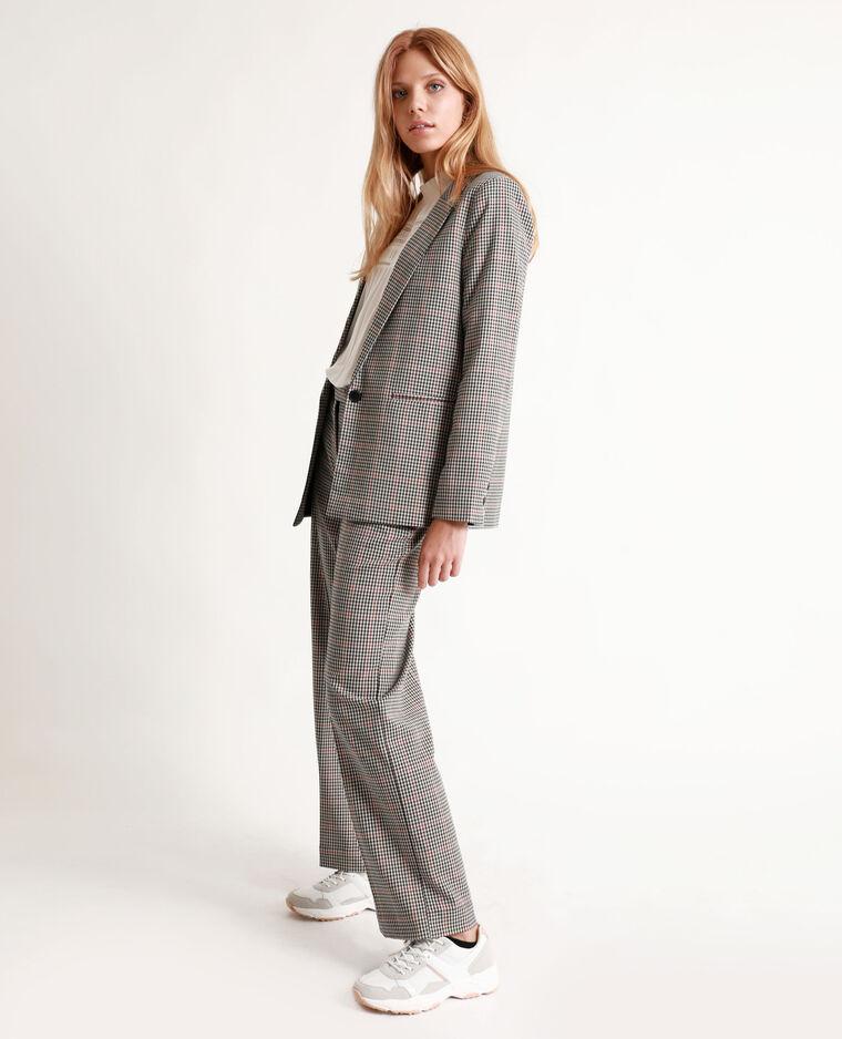 Pantalon à jambes larges marron - Pimkie