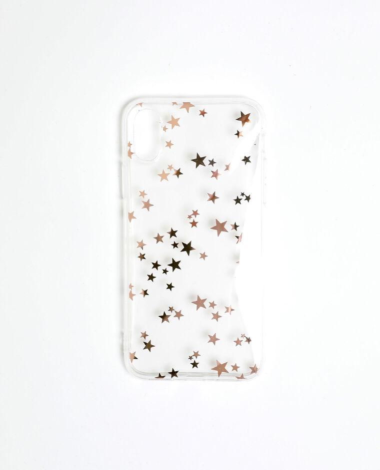 Coque à étoiles pour iPhone X/XS