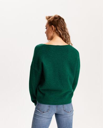Pull col V vert