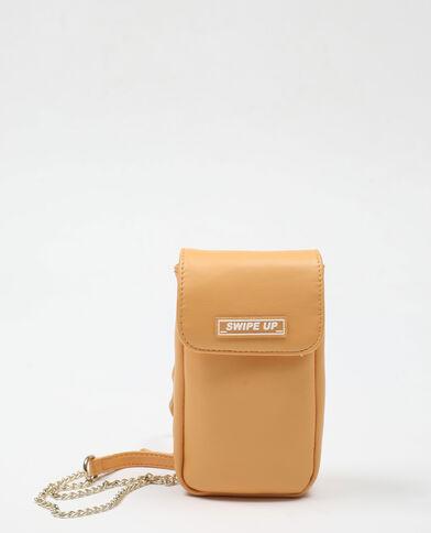 Phonebag orange - Pimkie