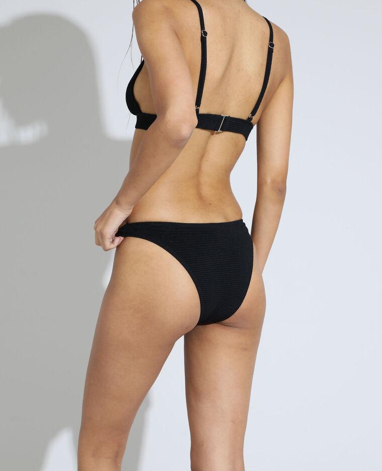 Bas de maillot culotte noir - Pimkie