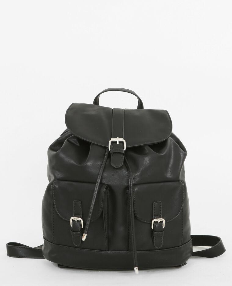 sac dos femme noir 981108899a08 pimkie. Black Bedroom Furniture Sets. Home Design Ideas