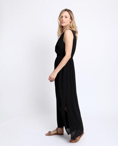 445f4976a552 Robe longue empire noir
