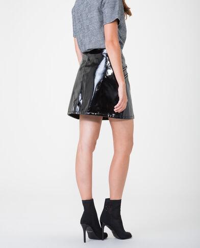 Mini jupe vernie noir - Pimkie