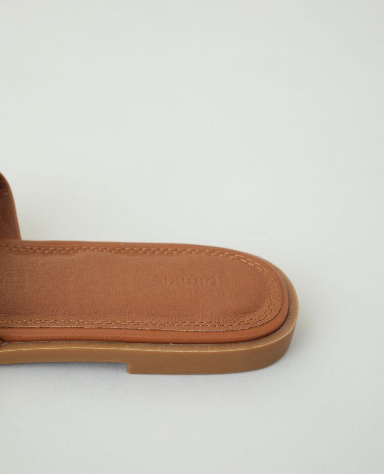 Mules cloutées beige sable - Pimkie