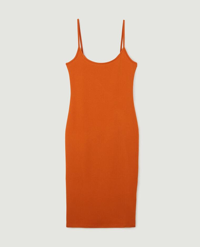 Robe moulante marron - Pimkie