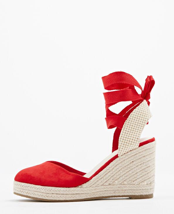femme escarpin chaussure High-Heels Mules mule sandalette sandale blanc Multi UcFFTC