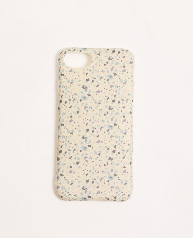 Coque compatible iPhone 6/6S/7/8 beige