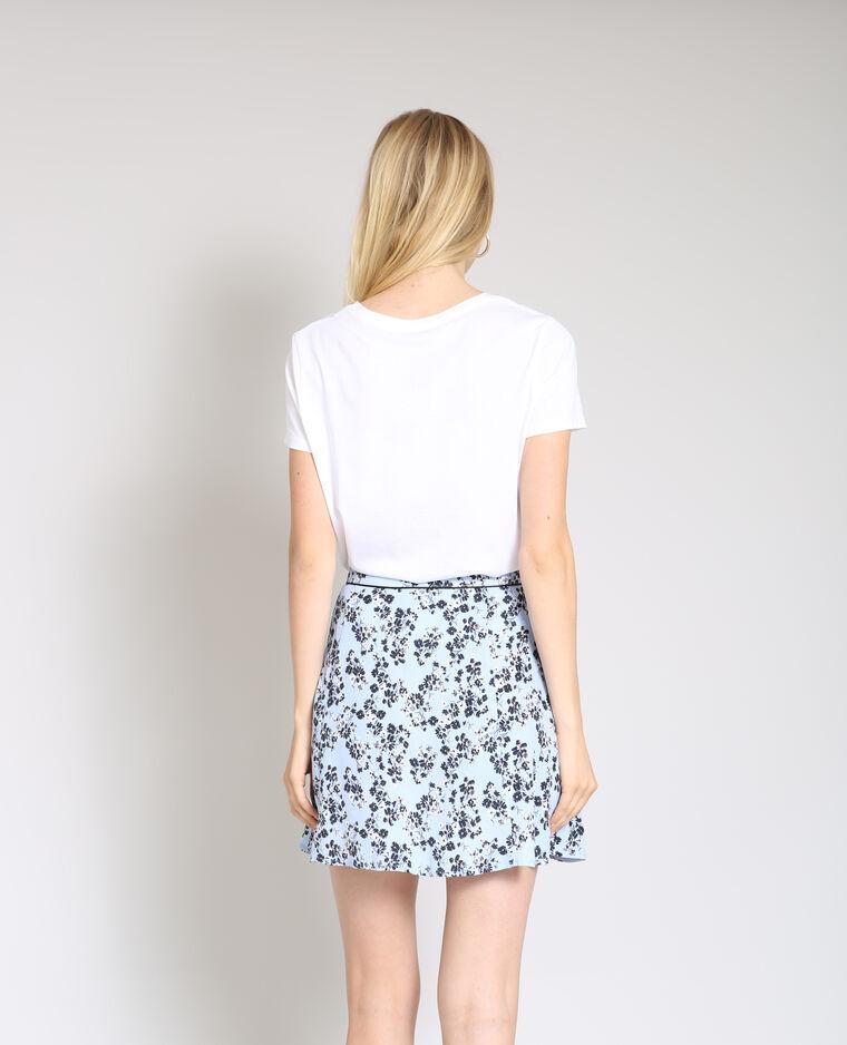 T-shirt amour blanc