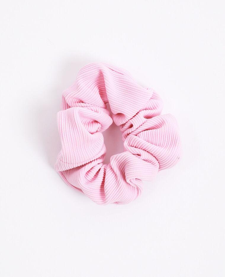 Chouchou texturé rose - Pimkie