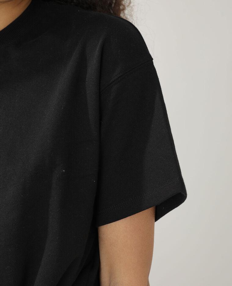 Sweat noir - Pimkie
