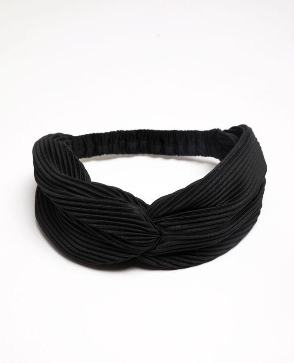 Headband Stéphanie Durant x Pimkie noir