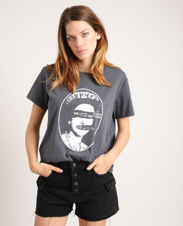 T-shirt Sex Pistols noir