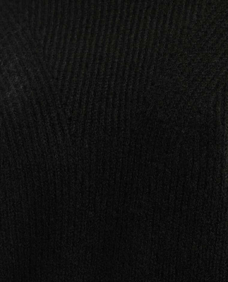 Robe-pull à col roulé écru - Pimkie