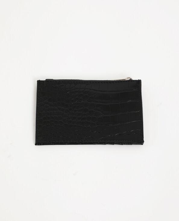 Porte-cartes noir - Pimkie