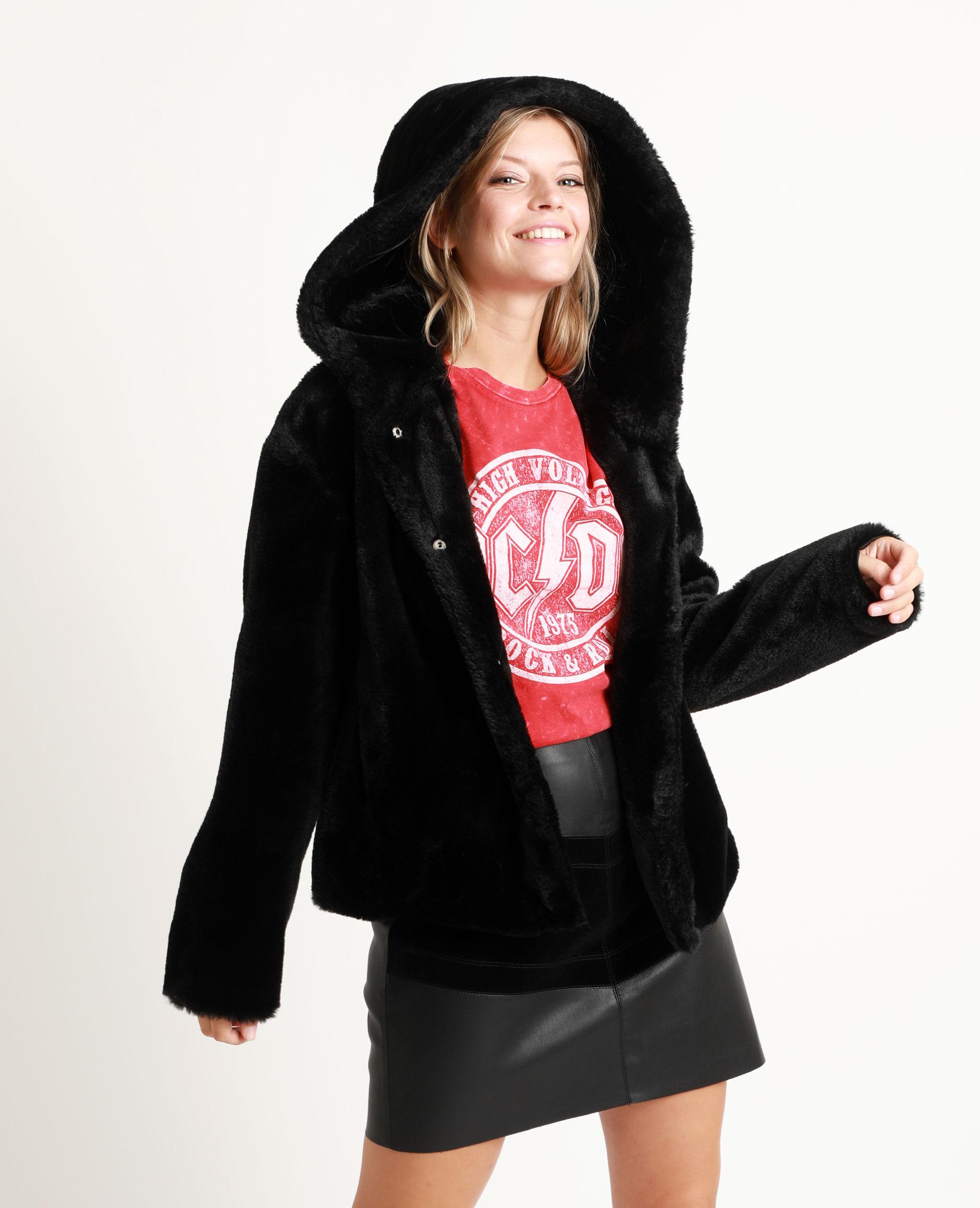 Manteau femme classe pas cher