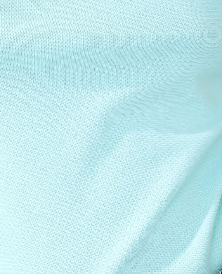 T-shirt basique bleu - Pimkie