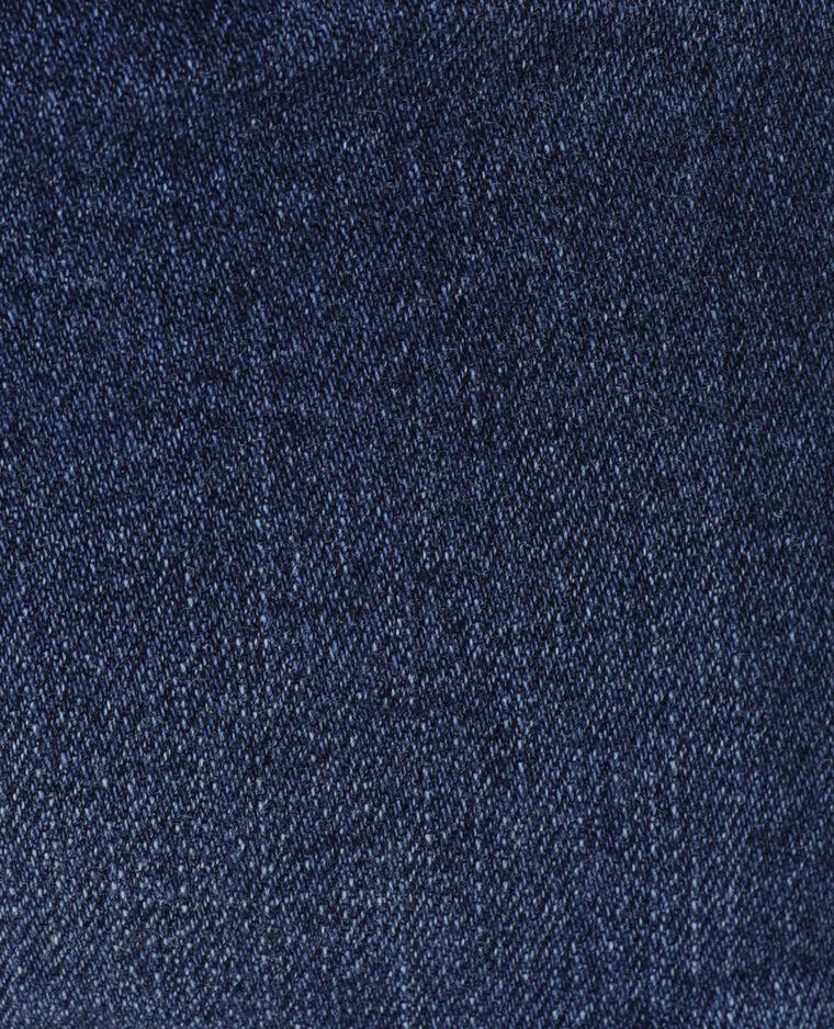 Combinaison en jean bleu denim - Pimkie