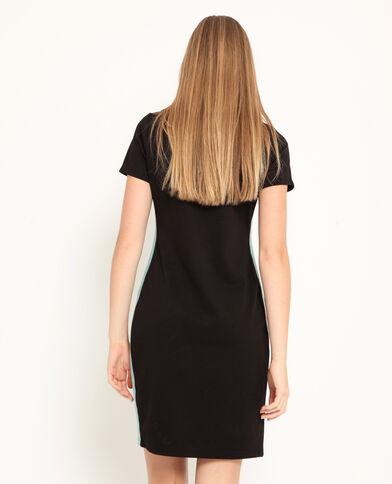 Robe t-shirt noir