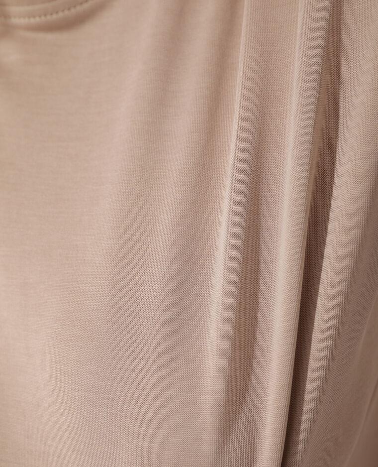 Top à épaulettes beige - Pimkie