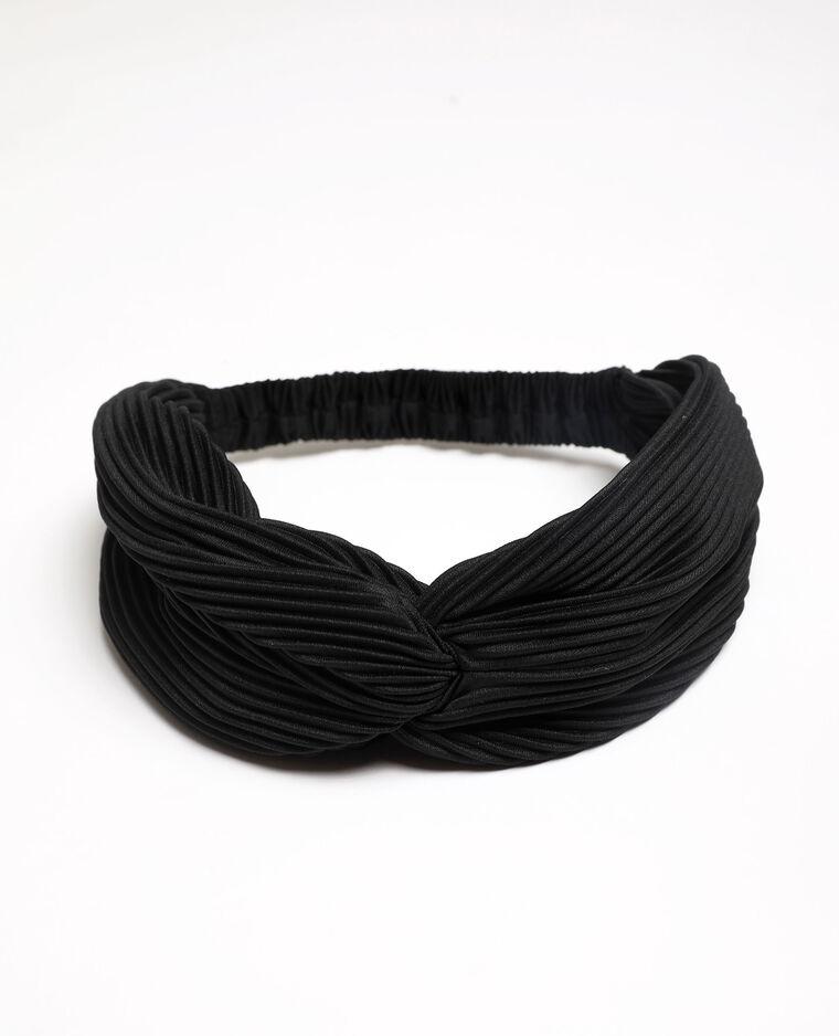 Headband Stéphanie Durant x Pimkie noir - Pimkie