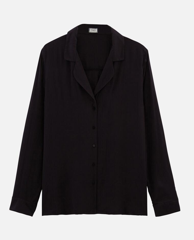 Chemise basique noir