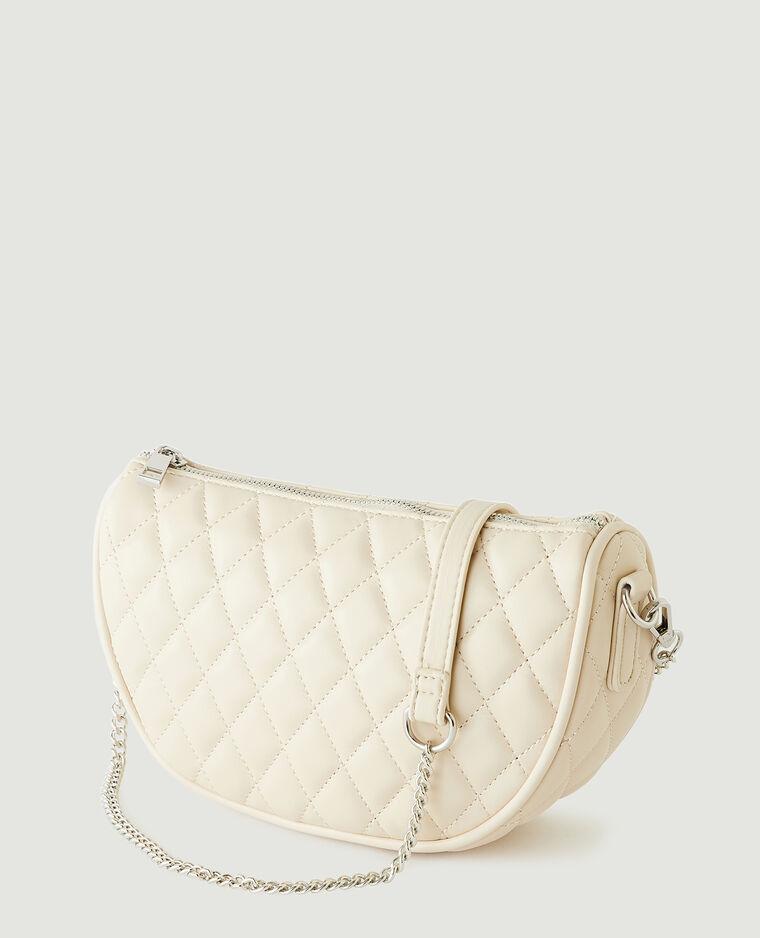 Mini sac bandoulière gris - Pimkie