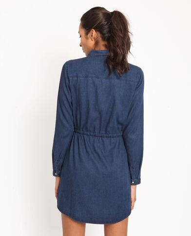 Robe en jean bleu foncé 8adde9849f1