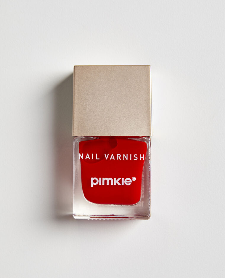 Vernis à ongles rouge - Pimkie