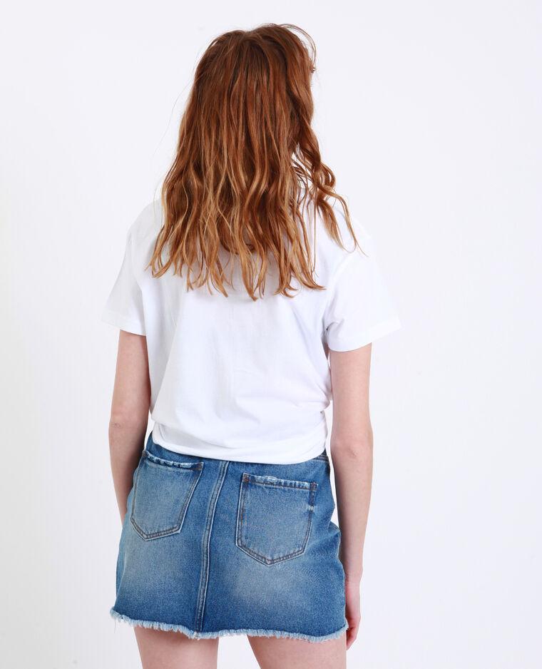 T-shirt Chupa Chups blanc