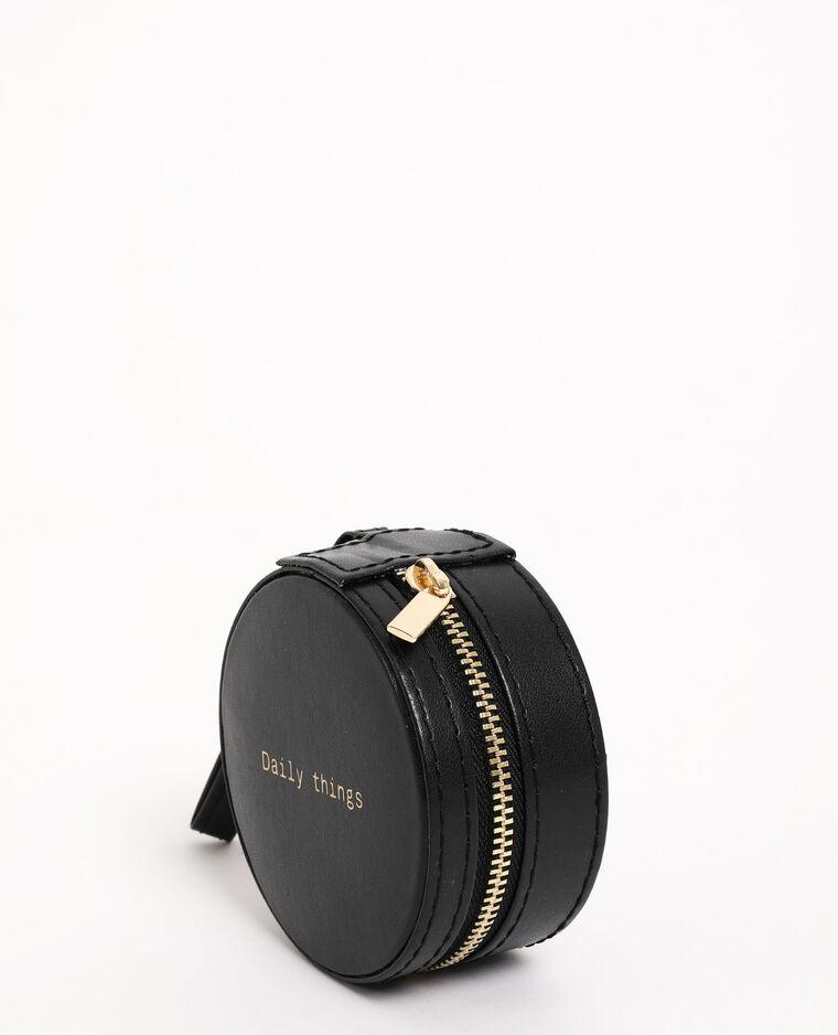 Boite à bijoux noir