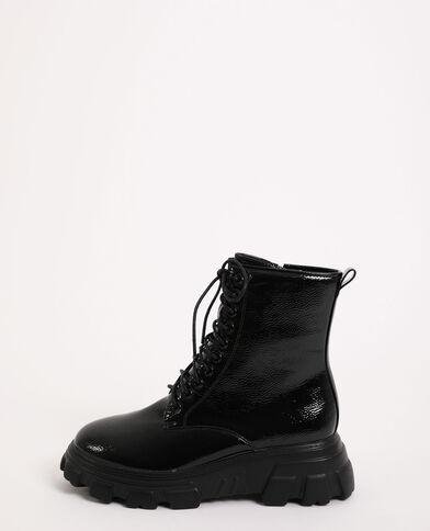 Boots ultra light noir